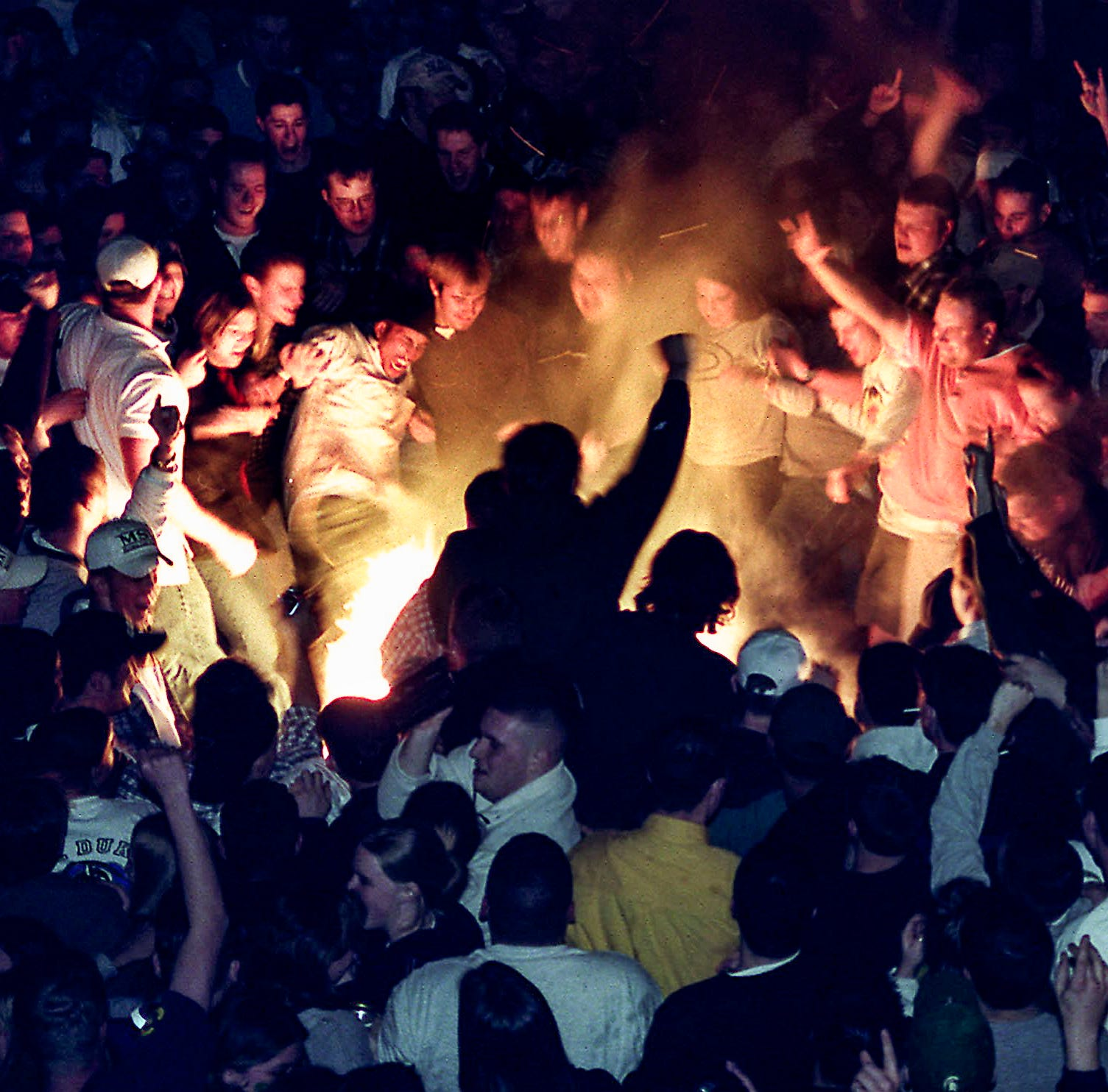 Editorial: MSU riots should remain a thing of the past