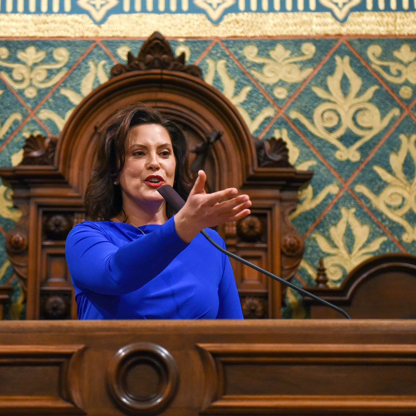 Reactions: Social media responds to Gov. Whitmer's proposed gas tax hike