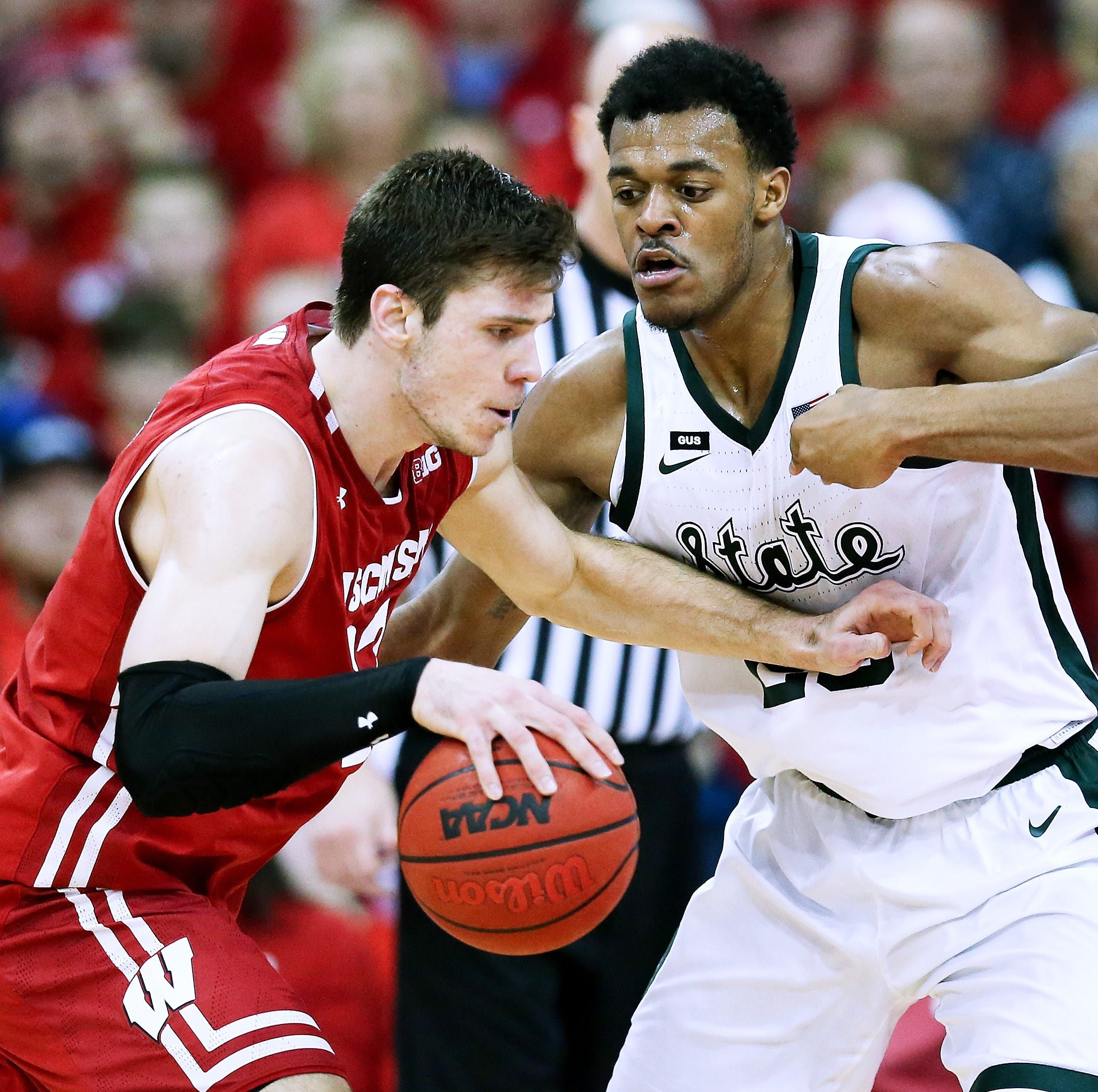 Big Ten tournament: How to watch Michigan State-Wisconsin basketball on TV, stream online