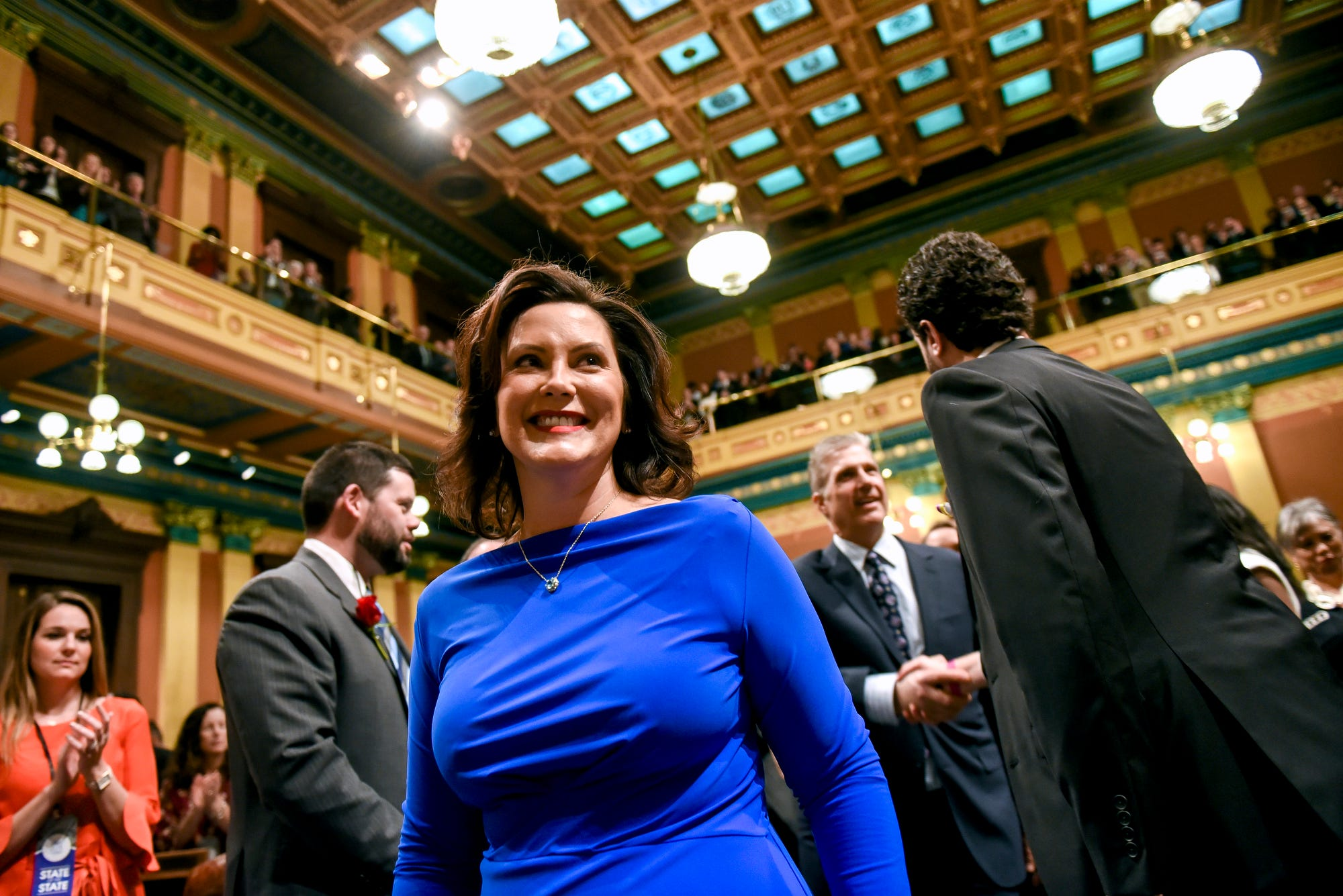 How to watch Michigan Gov. Gretchen Whitmer State of the State speech