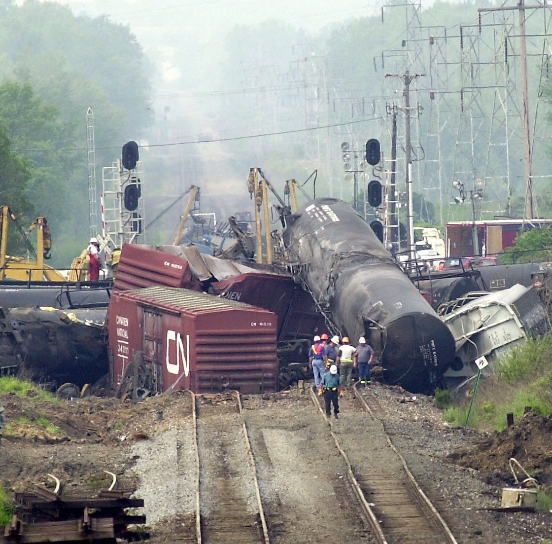 Casting call is Saturday for new film that will use Potterville train derailment as a backdrop