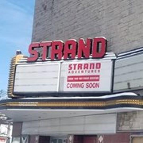 Strand marque