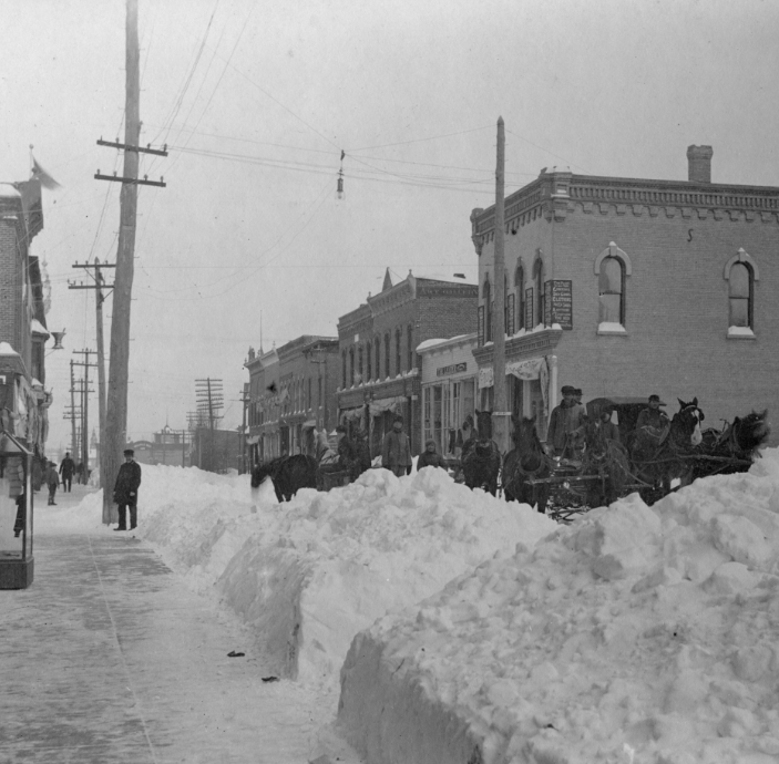 Think this week was bad? In 1904, Neillsville got 26 inches of snow in 24 hours