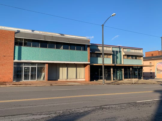 The Renaissance Theater and Little Buckeye Children's Museum are working together to renovate two buildings at 174 and 166 Park Avenue West.