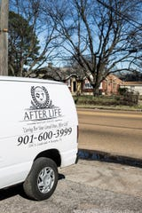 After Life Mortuary Services at 2207 S Lauderdale St. is the first black women-owned mortuary in Memphis.