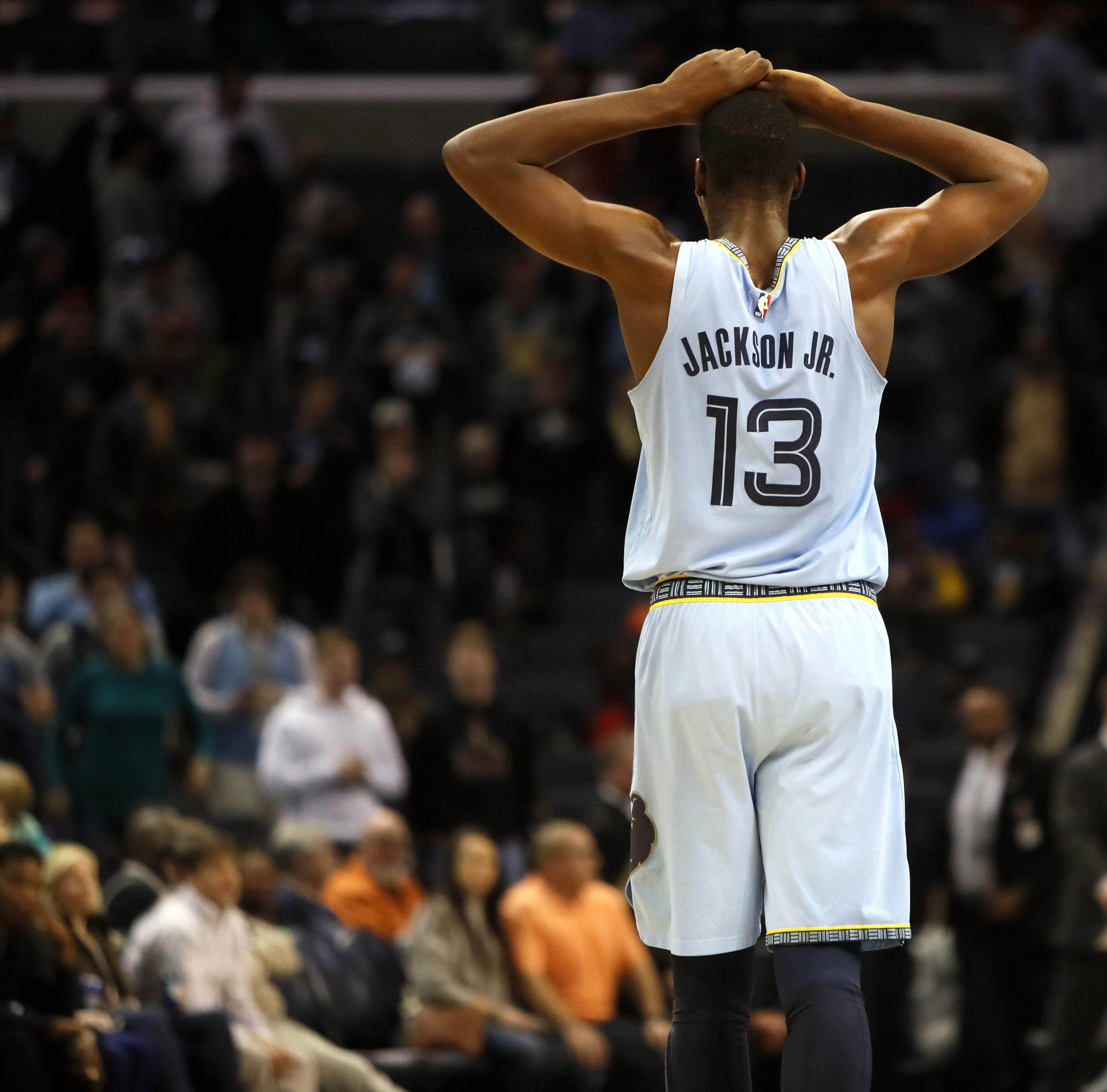 Memphis Grizzlies: Rookie Jaren Jackson Jr. sidelined indefinitely with deep quad bruise