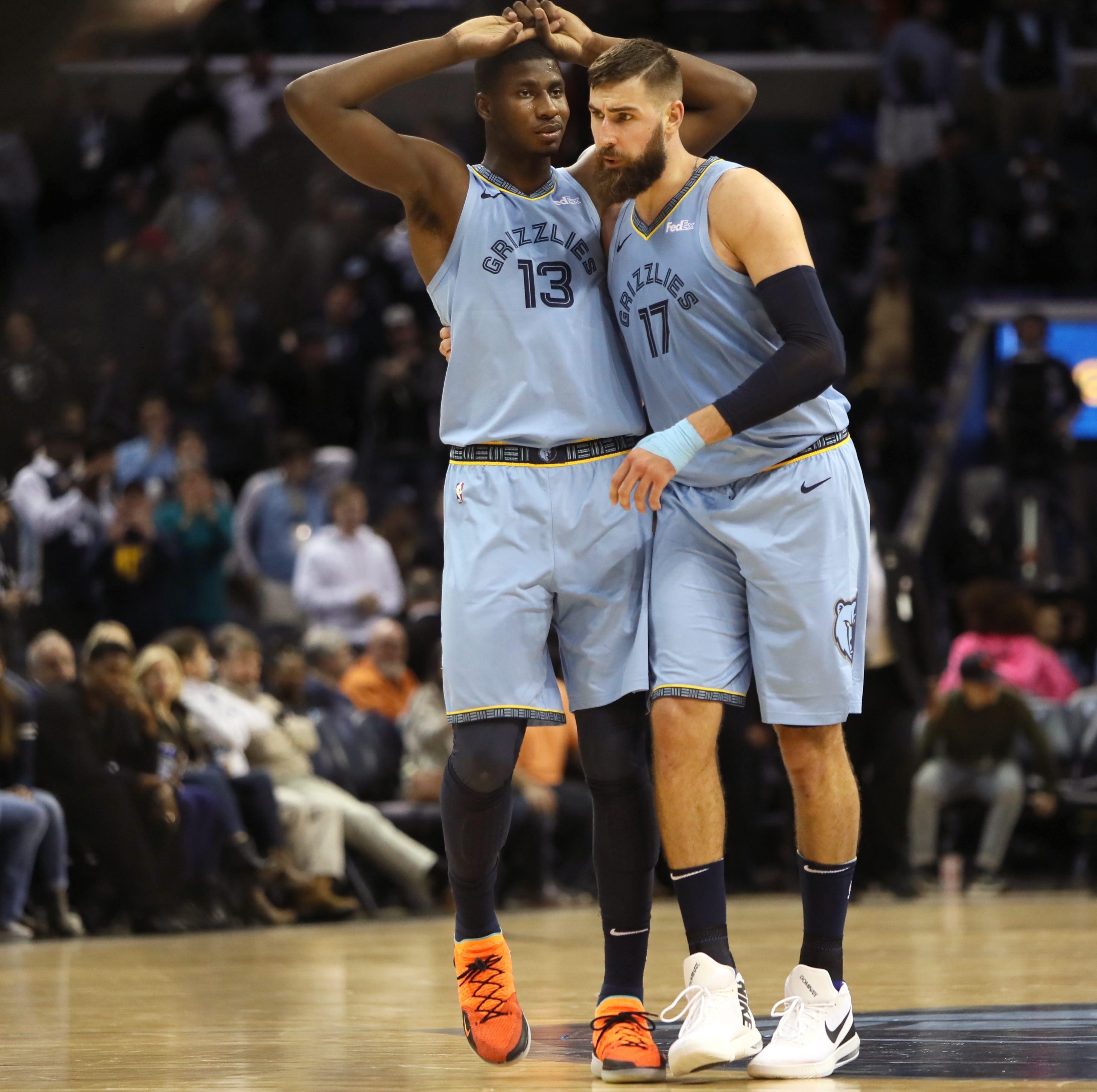 Memphis Grizzlies: Jaren Jackson Jr. 'definitely thinking' about Jonas Valanciunas pairing