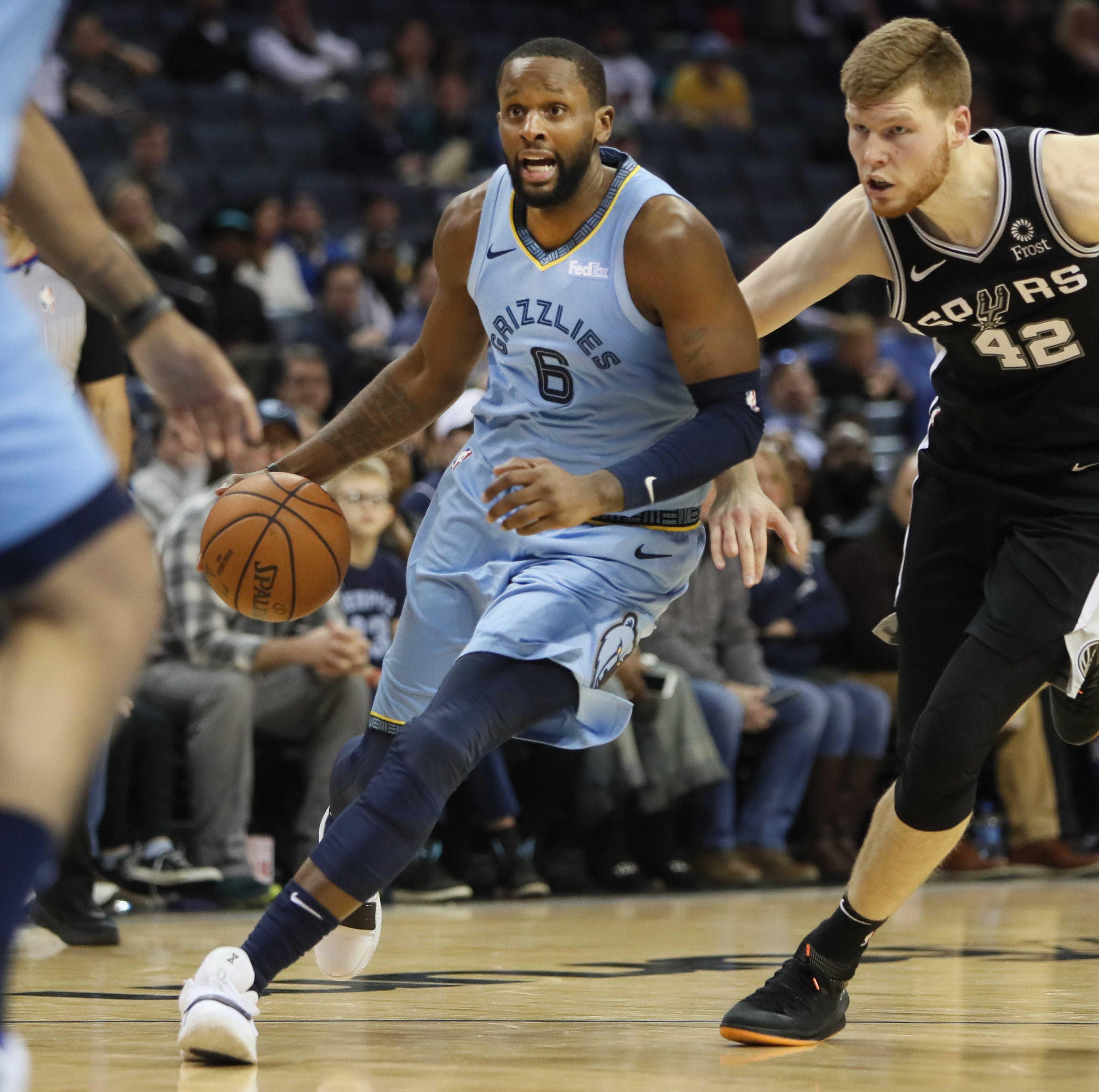One Memphis Grizzlies roster question answered: C.J. Miles exercises player option