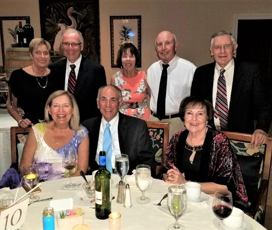 Joyce and Bill Kaskow, Linda and Fred Lizzi, Gail & Gary Mineo, Dorrie and Ralph Madonna
