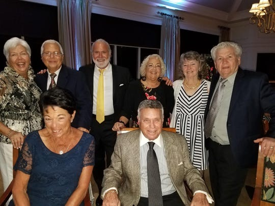 Jennie and Vince Colianni, Gene and Ann D'Onofrio, Mary and Pete Carocci, Phyllis and Vince Capello