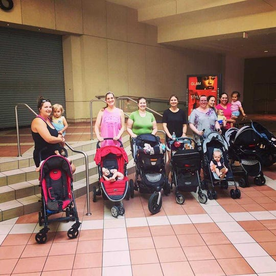 Working Moms of Milwaukee is holding a moms workout at 8:30 a.m. Feb. 23 at Mayfair.