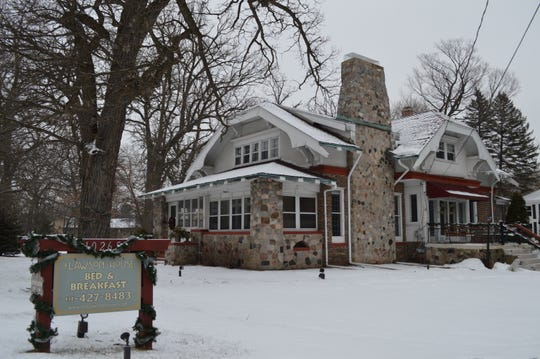 The Lawson House Bed and Breakfast is at 10265 W. Forest Home Ave., Hales Corners.