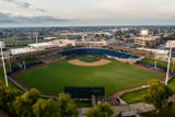 The Brewers show off their renovated spring training facility in Maryvale, Arizona and a new name for the complex, American Family Fields of Phoenix.