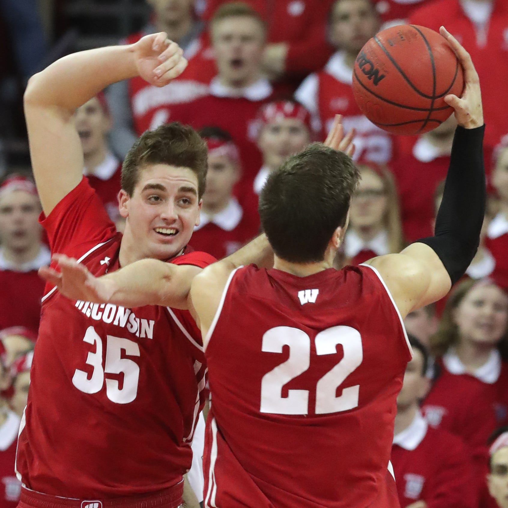 Three things to watch in Wisconsin's first-round NCAA Tournament battle with Oregon
