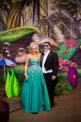 The 56th Annual Bal Masque's theme was an adult twist on Wonderland.