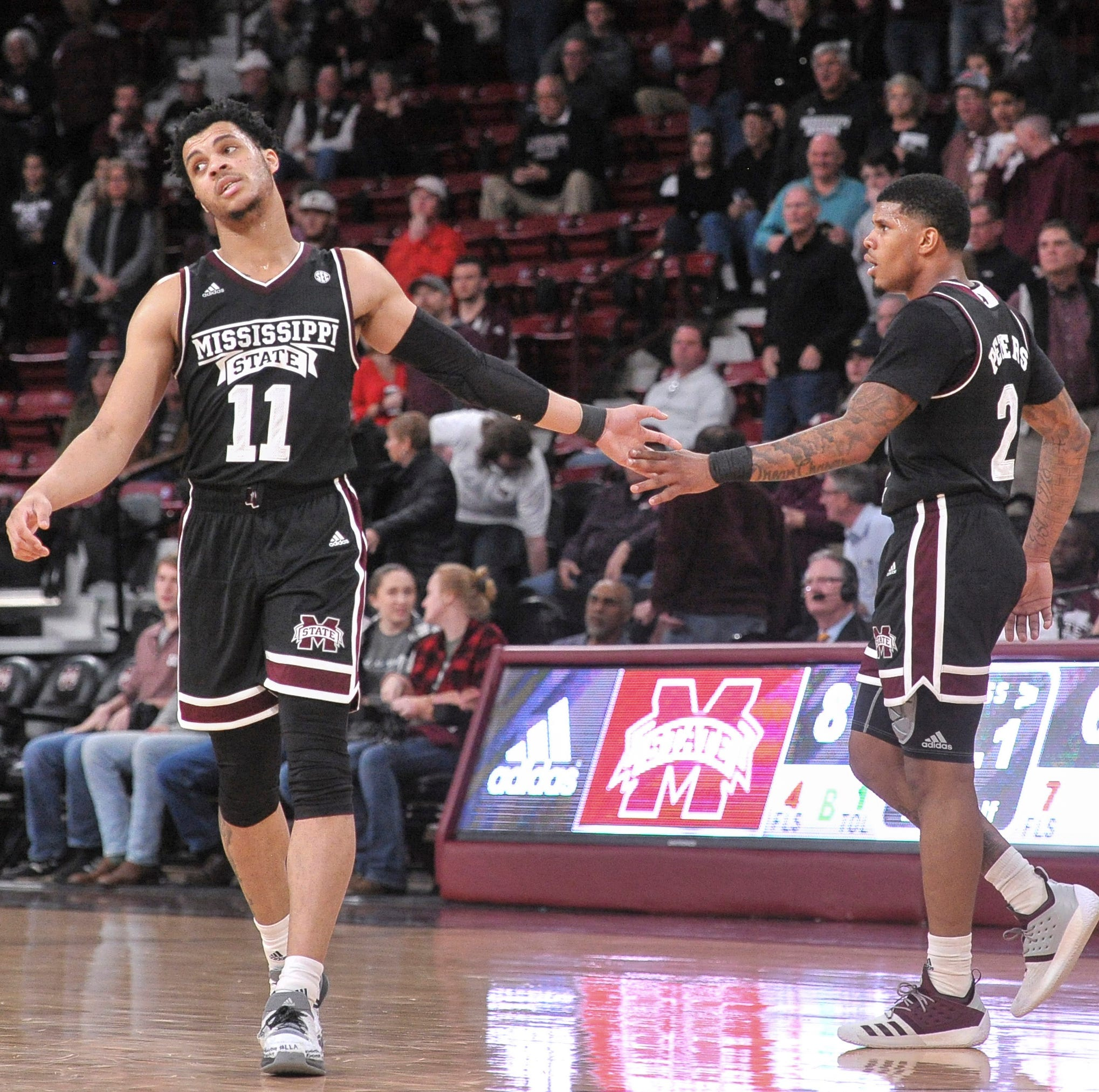 Who has to step up for Mississippi State without Nick Weatherspoon
