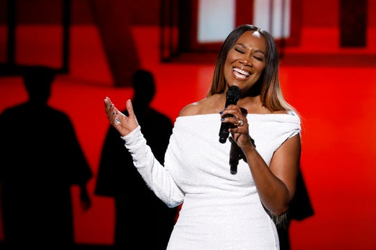 Yolanda Adams will perform at the Monroe Civic Center Saturday.