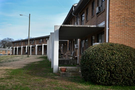 Mass testing for COVID-19 has been done at Nashville public housing developments.