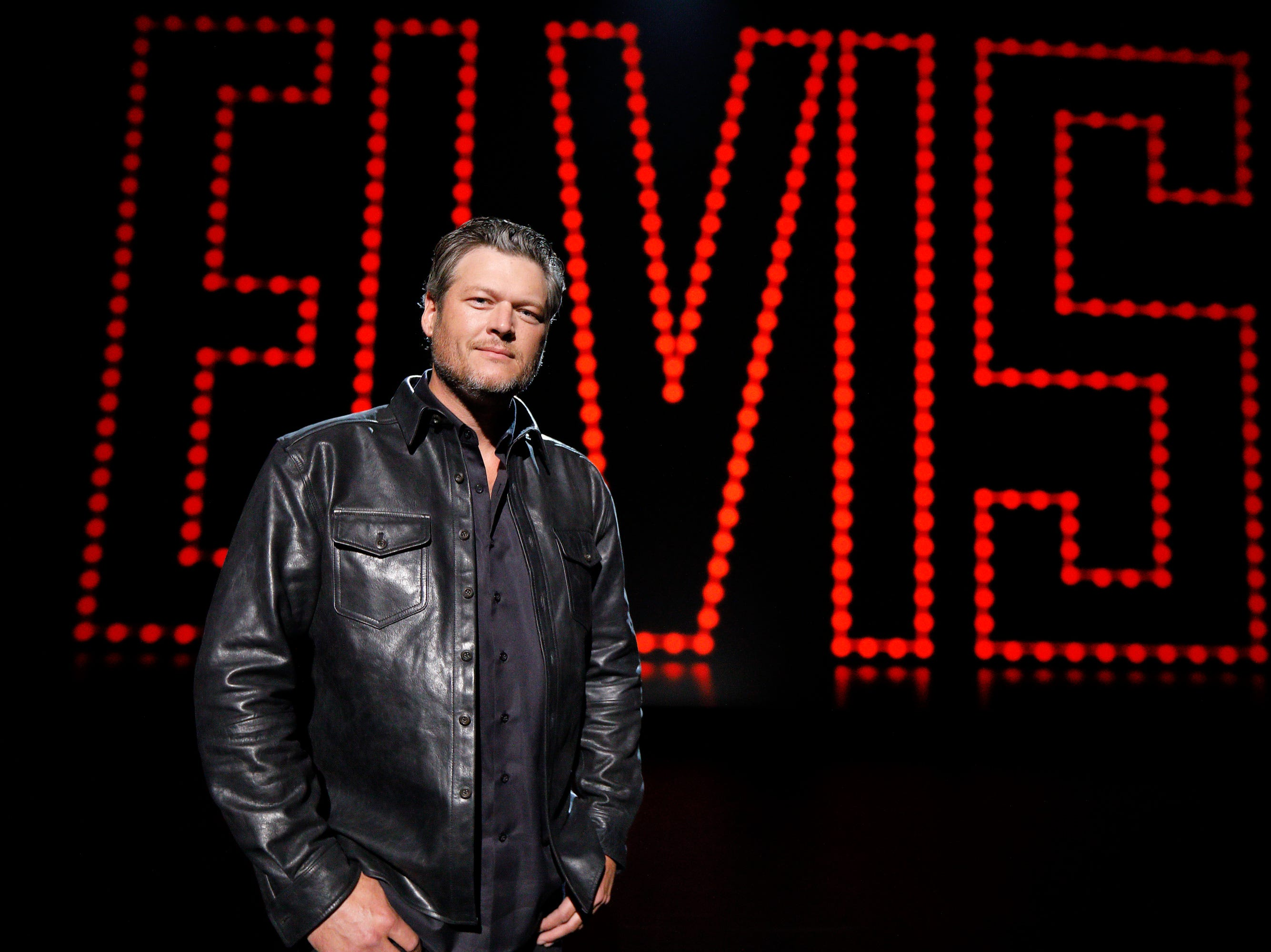 'Elvis All-Star Tribute': Blake Shelton leads star-studded NBC special