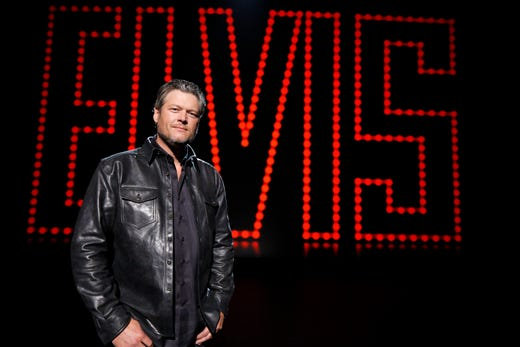 Elvis Presley All Star Tribute On NBC Time Song List And Photos