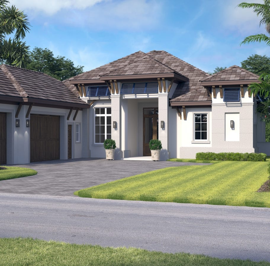 Theory Design announces preliminary design for Tortola at Miromar Lakes