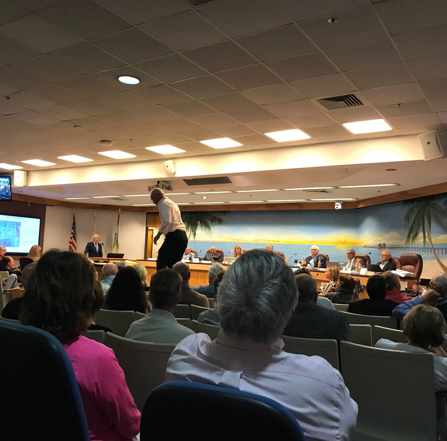 Vote on Naples Beach Hotel redevelopment plan delayed amid size concerns