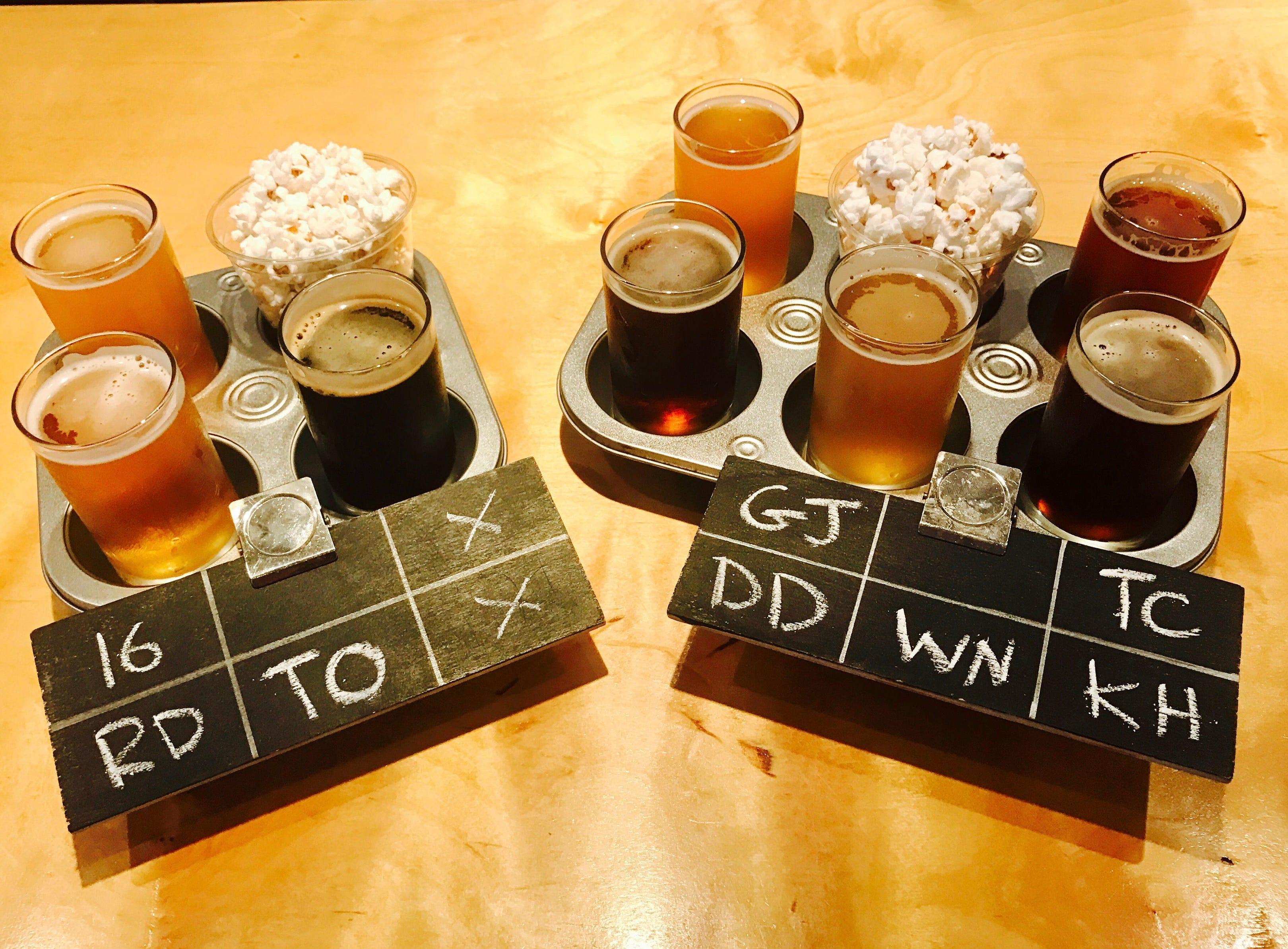 Momentum Brewhouse creates a variety of craft beers in Bonita Springs.