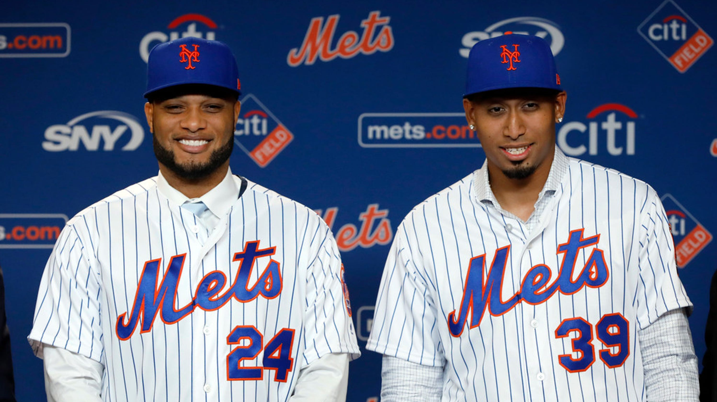 check out f9dbc c40ac Edwin Diaz ready for NY Mets closer in front of tough New ...