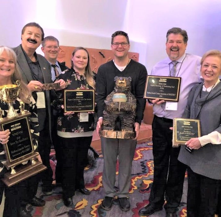 Local Realtor association receives excellence award