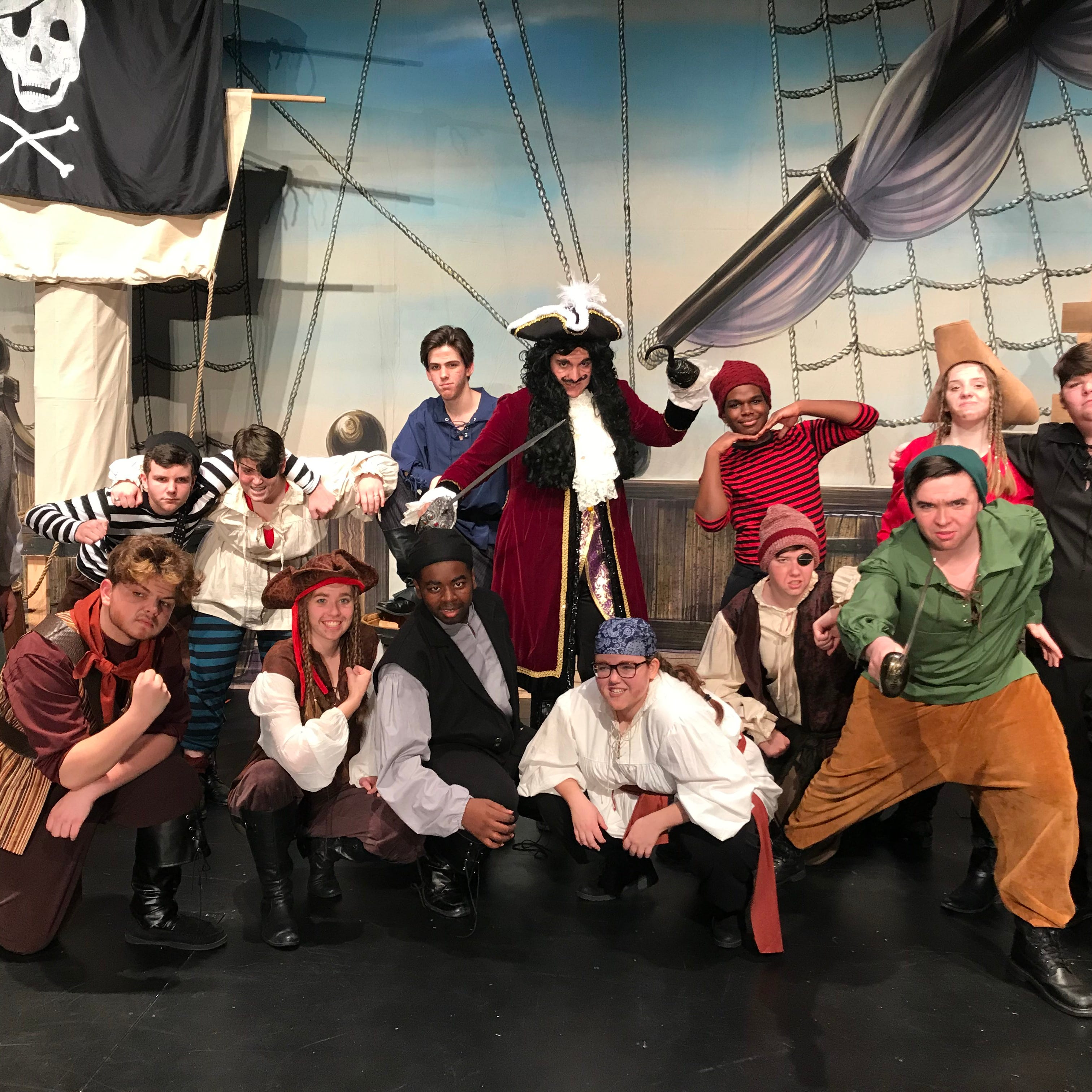 'Peter Pan' to fly onto the CAPA stage at Churchill High School this weekend