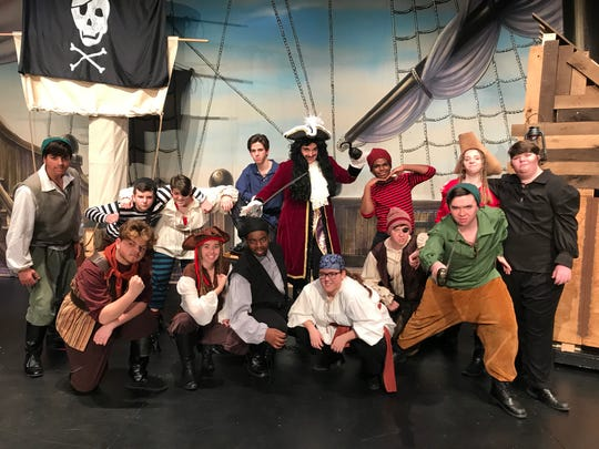 "CAPA will perform ""Peter Pan"" this weekend at Churchill High School in Livonia."