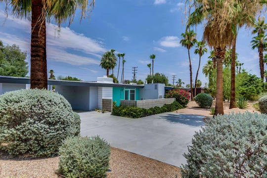 Built in 1958, the Sunmore Estates home is selling for $900,000 and includes four bedrooms and three bathrooms spread across nearly 2,100 square feet.