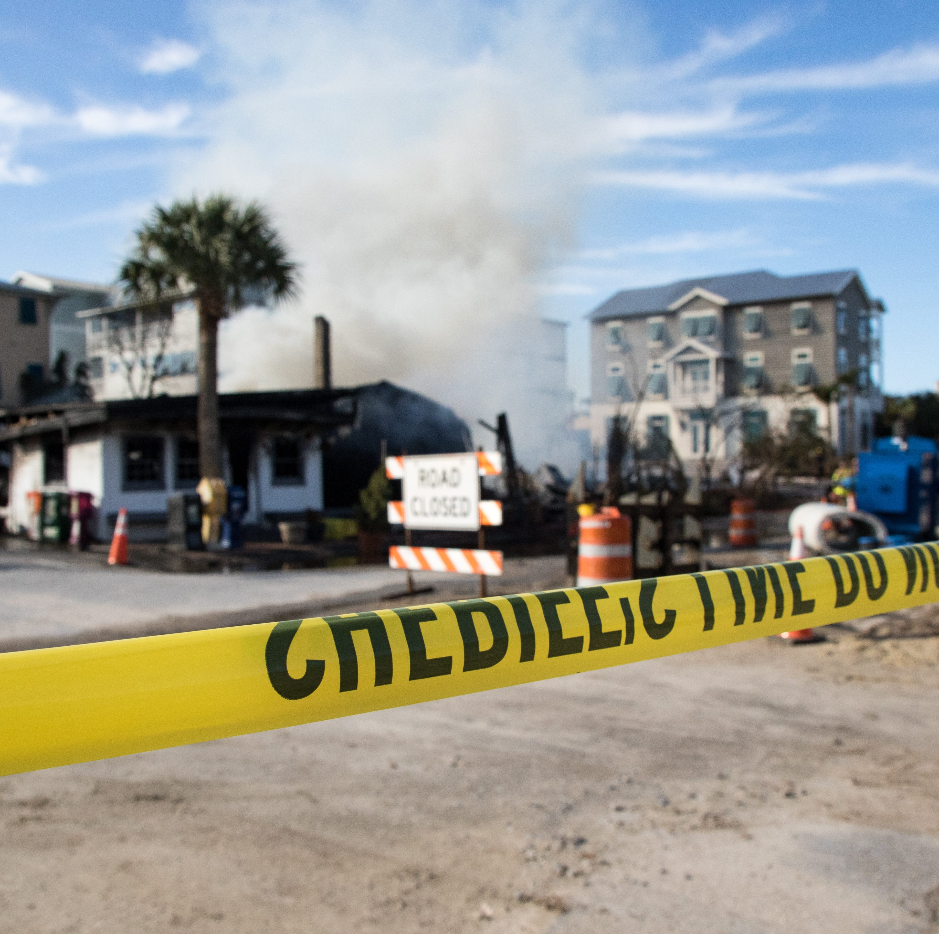 Famed Grayton Beach restaurant and bar destroyed by fire