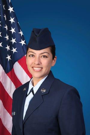U.S. Air Force National Guard Airman Tracelyn J. Perez