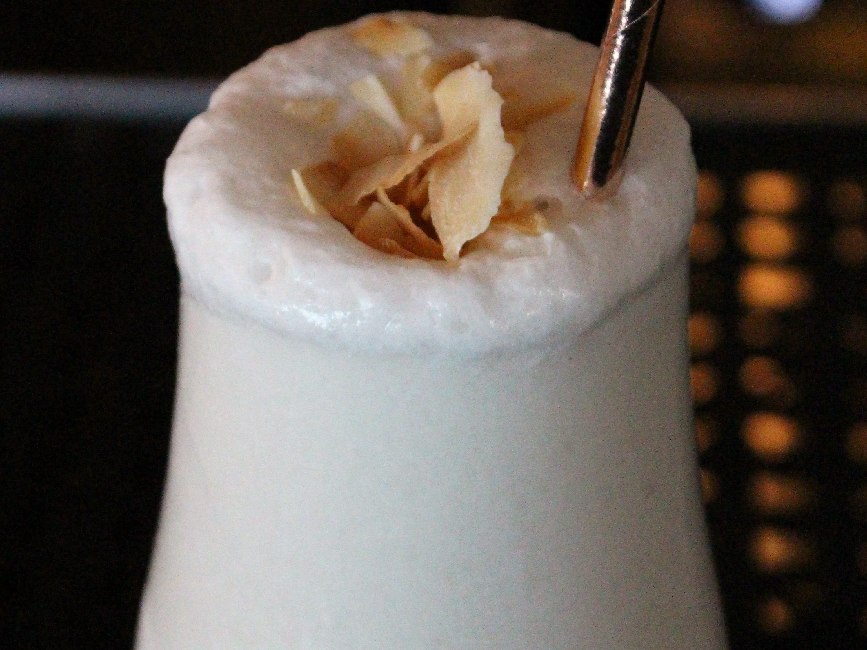 Little Rituals offers the Coupette Colada, inspired by a cocktail at London's Coupette.