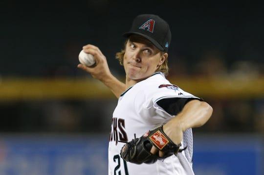 Arizona Diamondbacks' Zack Greinke is among the highest paid players in Major League Baseball.
