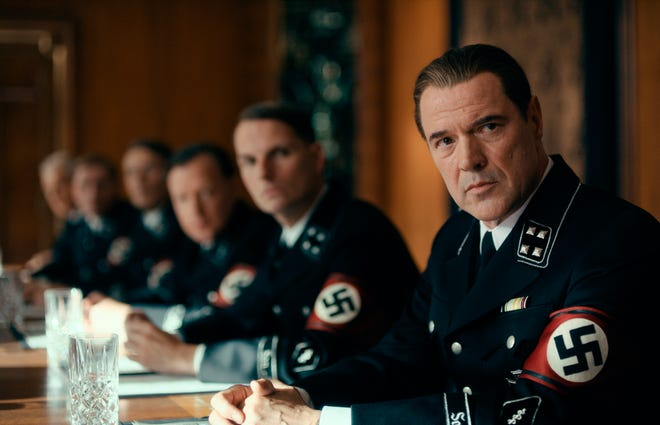 "Sebastian Koch stars in ""Never Look Away."""
