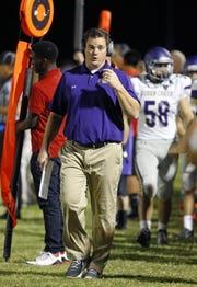 Joe Germaine is returning to coach the Queen Creek football team.