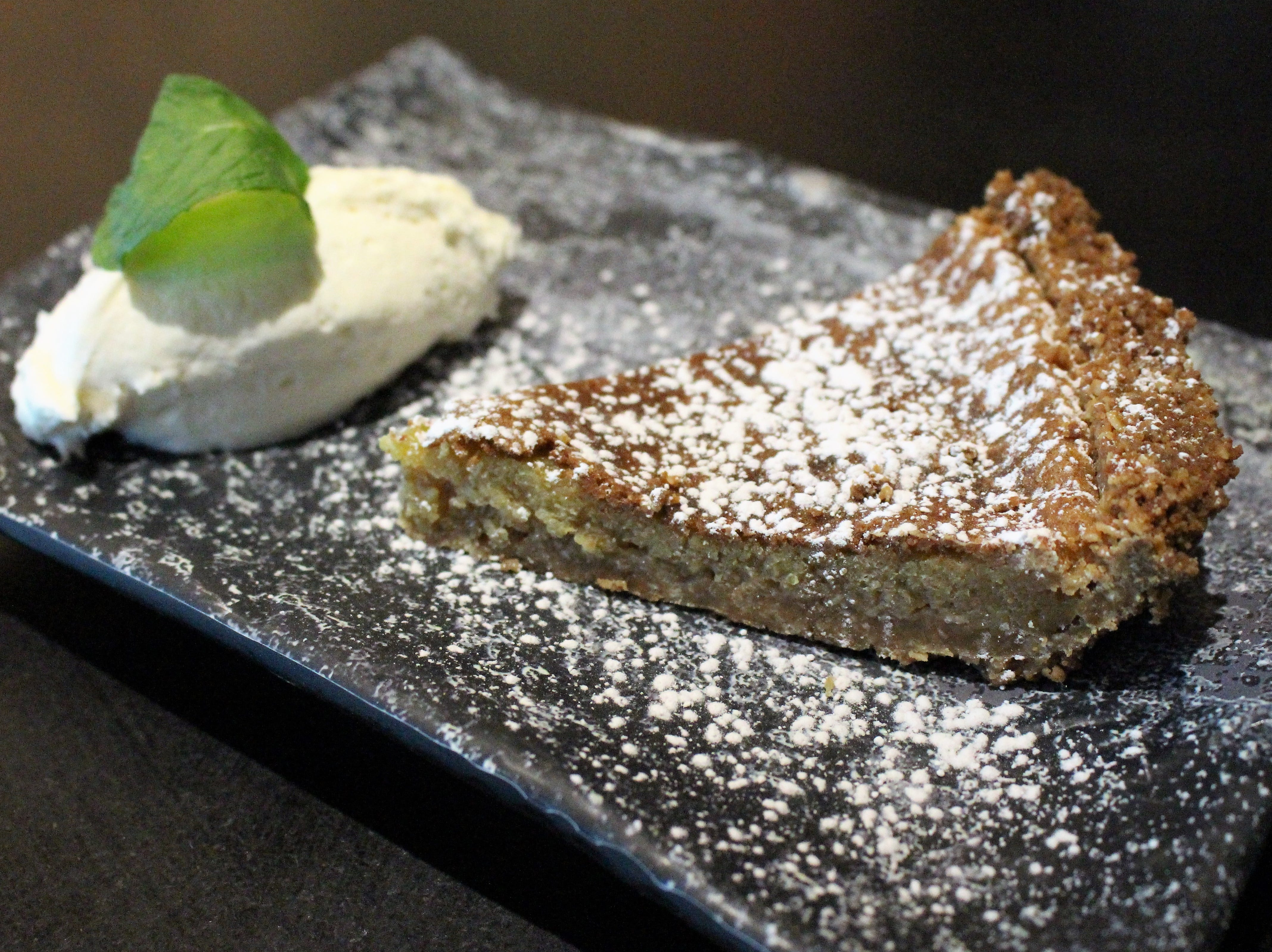"Little Rituals' desert list includes the ""What Pie?,"" a version of the famous Crack Pie from Milk Bar in New York City."