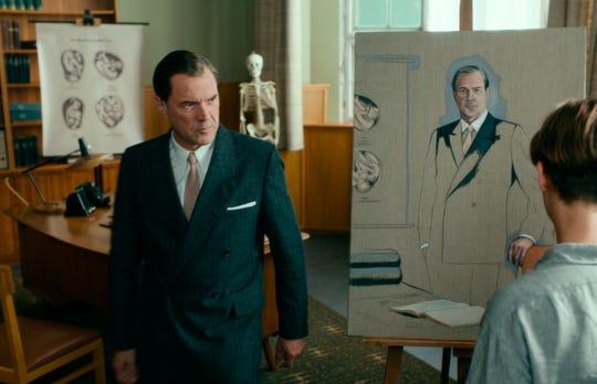 """Sebastian Koch (left) and Tom Schilling star in """"Never Look Away."""""""