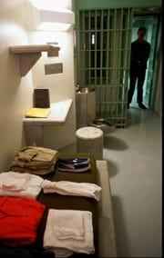 Imagen de una de las celdas.
