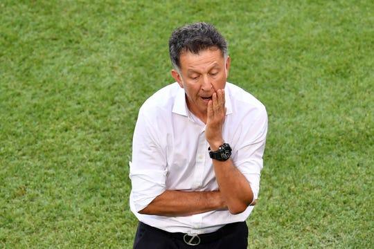 Juan Carlos Osorio argumentó motivos personales para dejar el seleccionado paraguayo.