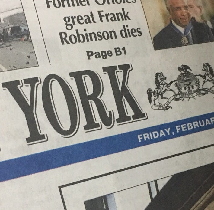 York Dispatch will replace 'Non Sequitur' comic after vulgar Trump shot
