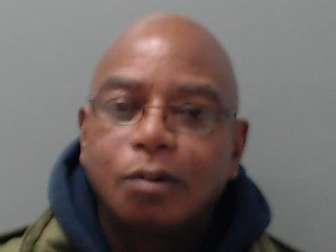 Christopher Anthony Dixon, born in 1958: 5 foot-10, 195 pounds, primary address reported as transient, North Queen Street and East Chestnut Street, Lancaster.
