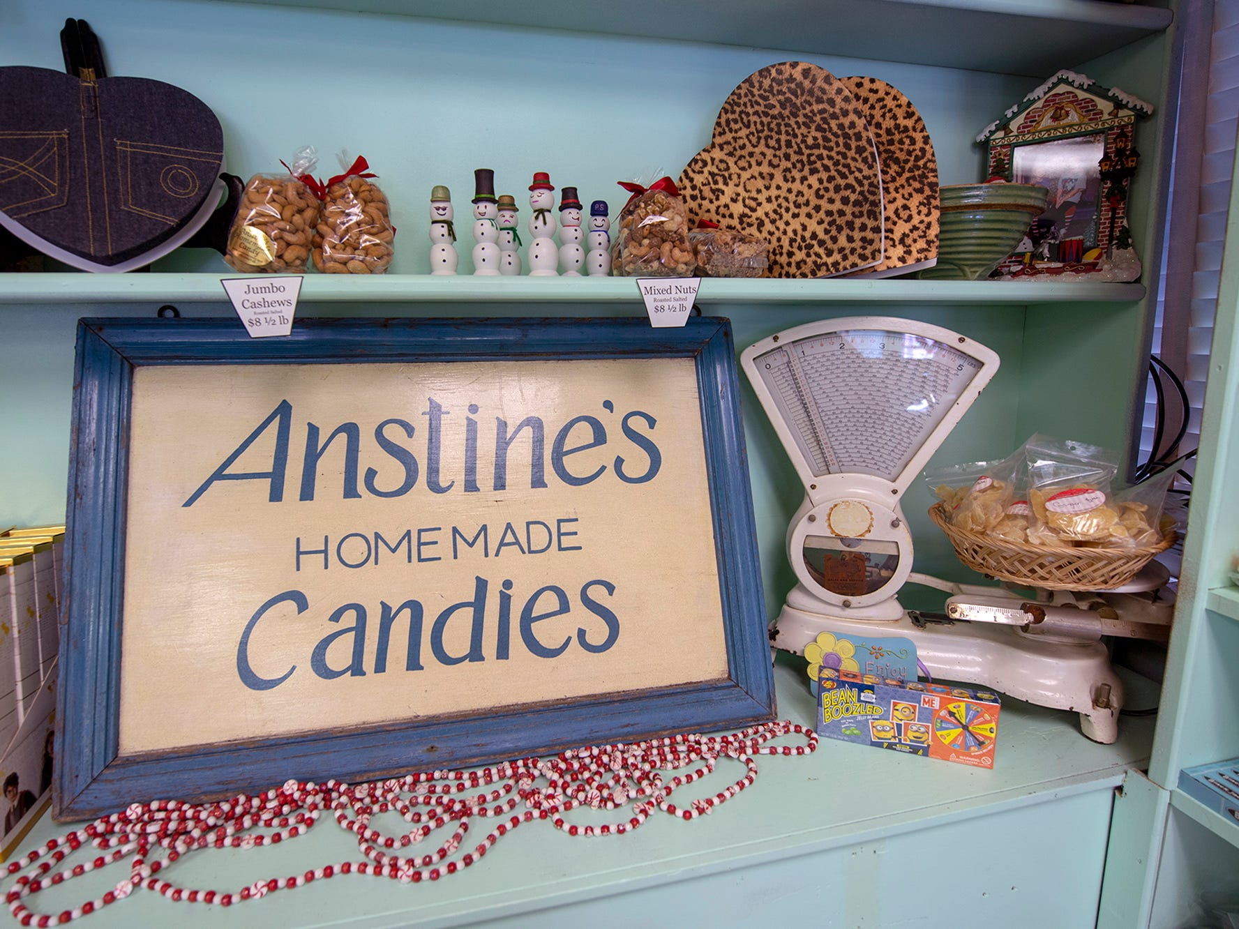 Anstine's Candy has been at 1901 S. Queen St. in York Township since 1942.