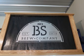 No BS is the shared vision of co-owners Ben Noragong and Steve Gray. (Feb. 14, 2018)