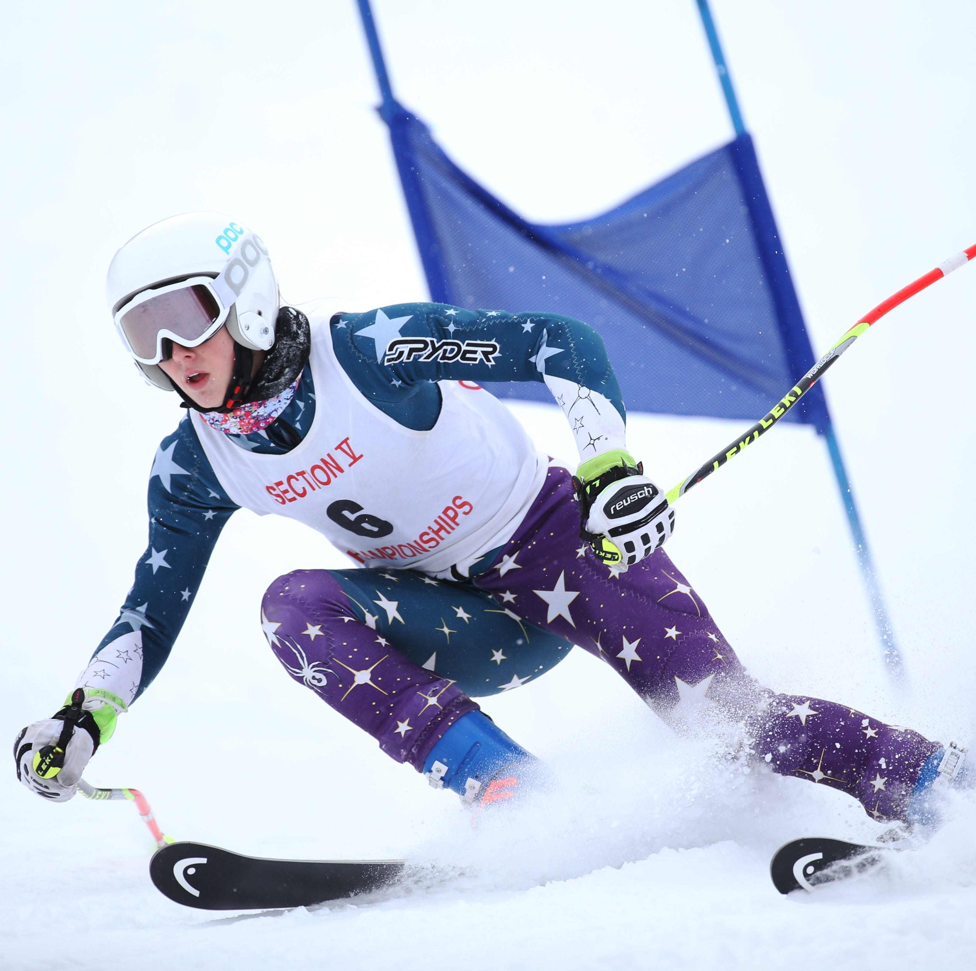 2019 AGR Girls Alpine Skiing Team: These are the best athletes in Section V