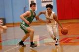South Salem High School boys basketball defeated West Salem at home, 69-56, on Tuesday, Feb. 12, 2019.
