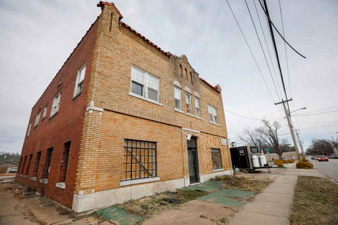 A new development has been proposed at Cherry Street and Pickwick Avenue in the Rountree neighborhood.