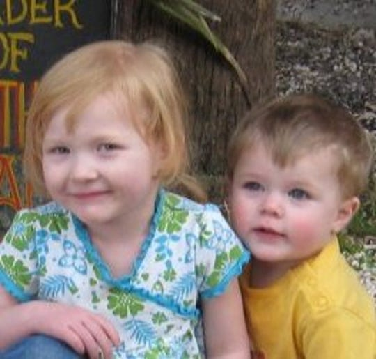 Kiera Pulaski, left, and Darby Hodges both died in 2010.